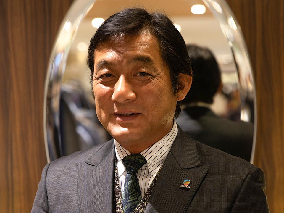 代表取締役社長 石塚清憲